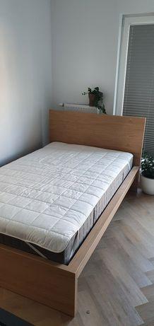 Łóżko z materacem. Ikea Malm 120