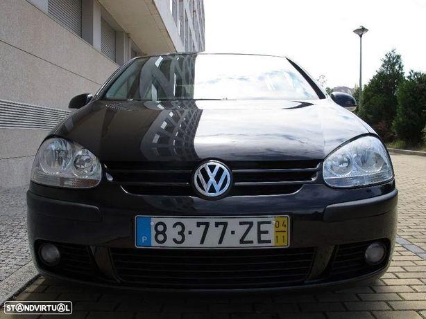 VW Golf 1.9 TDi Confortline DSG