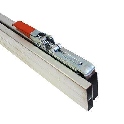 Belka rozporowa naburtowa aluminiowa listwa belki rozporowe deski NOWE Konin - image 1