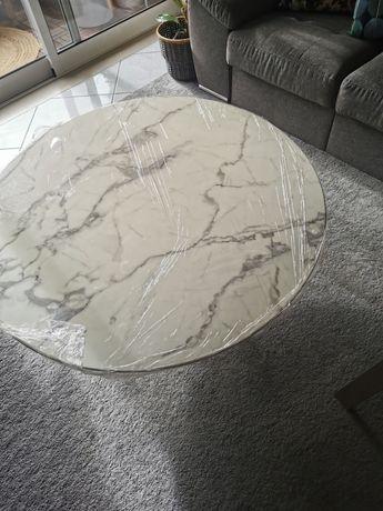 Mesa de centro em marmore NOVA