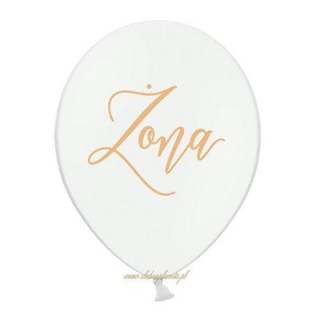 Balon Żona