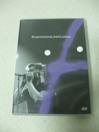 Brian Adams Live In Lisbon - DVD