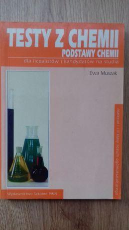 Testy z chemii. Podstawy chemii