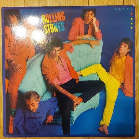 Rolling Stones, Dirty Work, USA, 24 Mar 1986, Ideał-