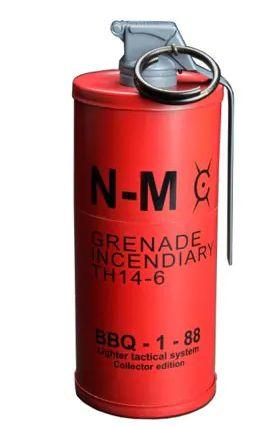 Zapalniczka Fadecase 1002 Large Fire/Incidiary Grenade