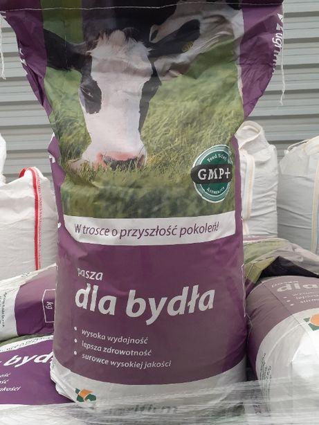 pasza dla cielakow 25kg-32zł bez GMO