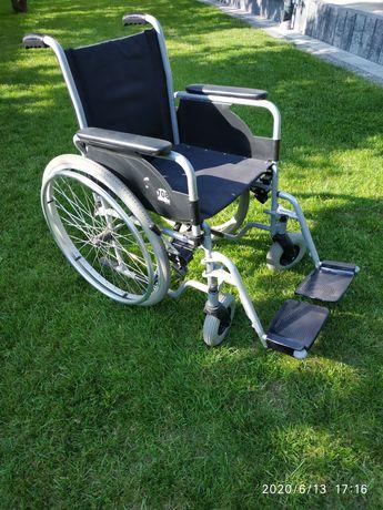 Wózek inwalidzki standardowy 708 Delight Vermeiren