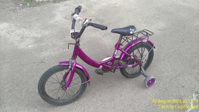 Дитячий велосипед Totem Princess