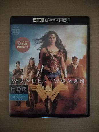 """Wonder Woman"" 4K+blu-ray"