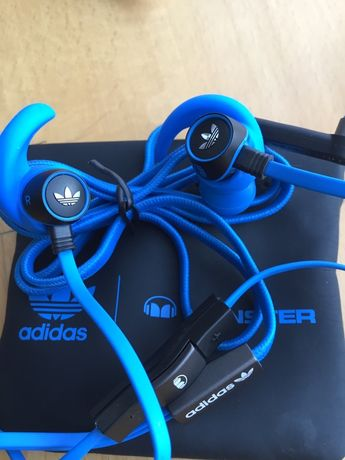 Auriculares Adidas Originals by Monter semi-novos
