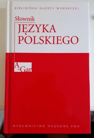 Słownik języka polskiego A-Ger tom1