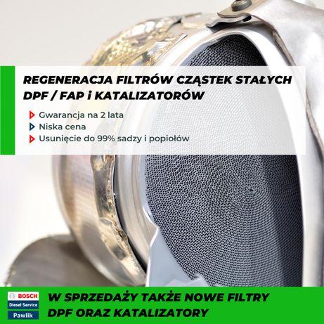Filtr DPF Citroen Berlingo C2 C3 C4 C5 / Regeneracja DPF Citroen