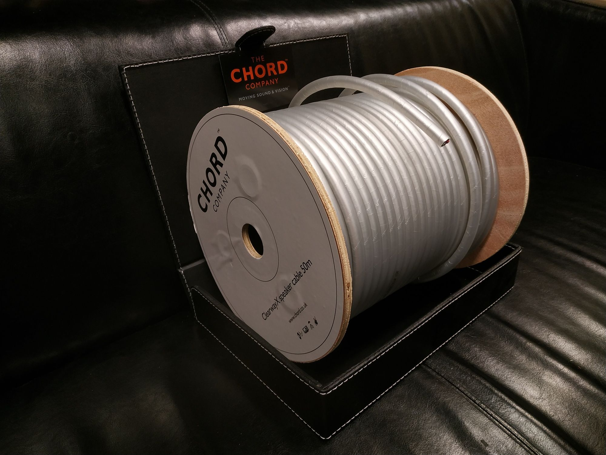 Chord ClearWay X kable głośnikowe na metry konfekcja Trans Audio Hi-Fi