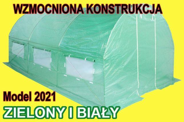 2x3,5 MOCNY UV5+ Tunel foliowy ogrodowy Szklarnia NAMIOT na warzywa