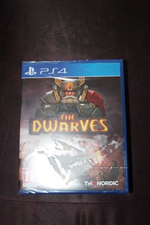 Gra na PS4 gra Dwarves