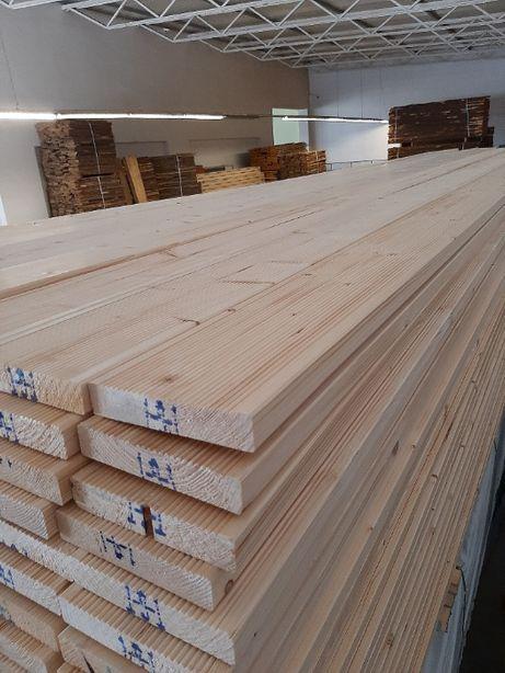 deska tarasowa świerk skandynawski 28x145 klasa AB 3m, 4,2m, 5,1m, 6m