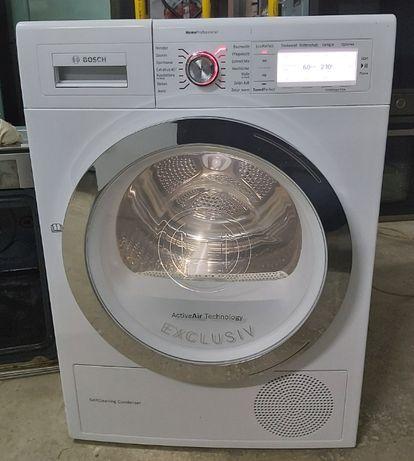 Сушильная машина 8кг А++ Бош Bosch WTY 88780 тепловой насос б/у