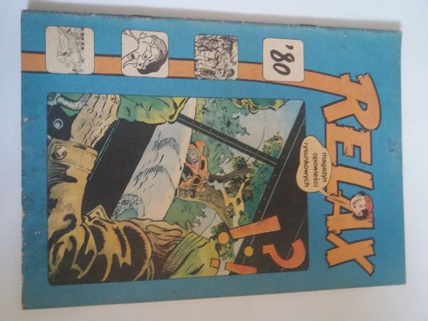Relax #28 - mag komiksowy