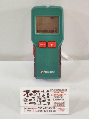 НОВ детектор проводки сГерман Parkside 4В1/сканер метал/мультидетектор