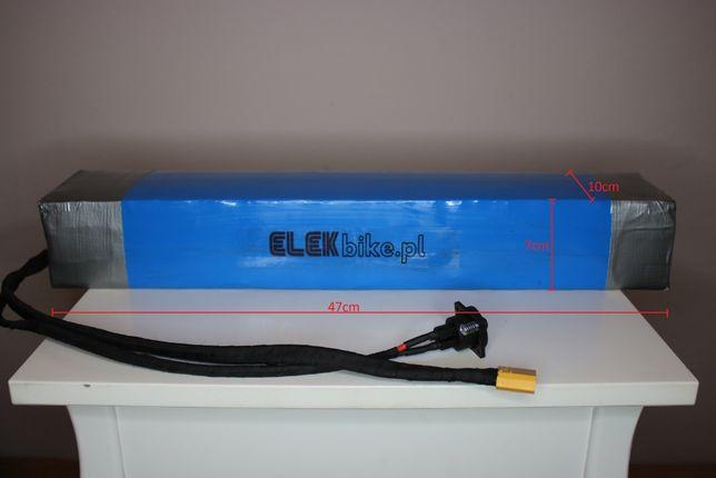 Bateria li-ion 48V, 27,6Ah, 1325Wh ebike hulajnoga rower