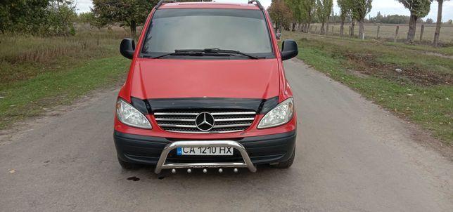 Mercedes Vito 639