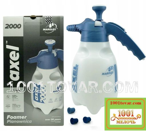 Пенообразователь Marolex Axel 2000, пеногенератор 2 л. Маролекс Аксель