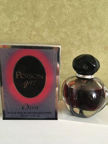 Oryginalne piekne perfumy Dior Poison Girl 30 ml
