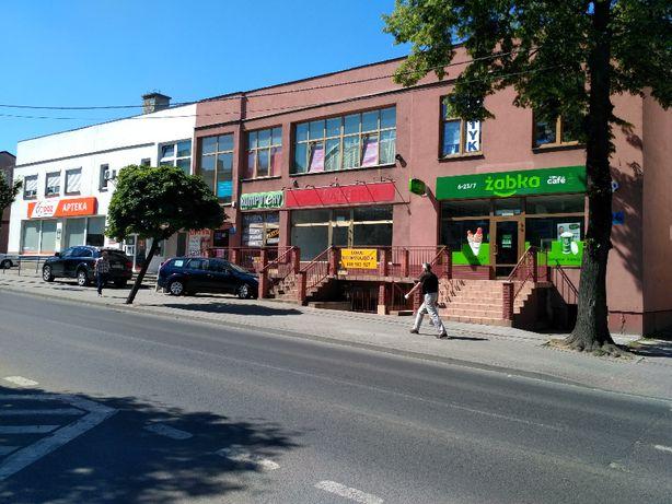 Lokal na działalność w centrum po banku AILOR obok ŻABKI
