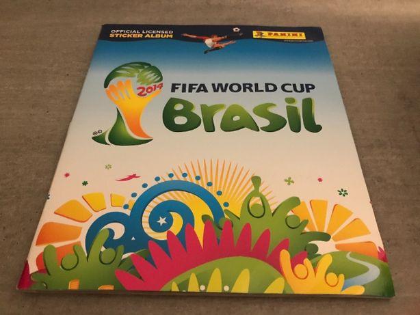 Album Panini World Cup 2014 Brasil