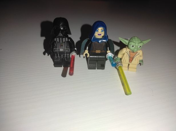 Lego Star Wars минифигурки