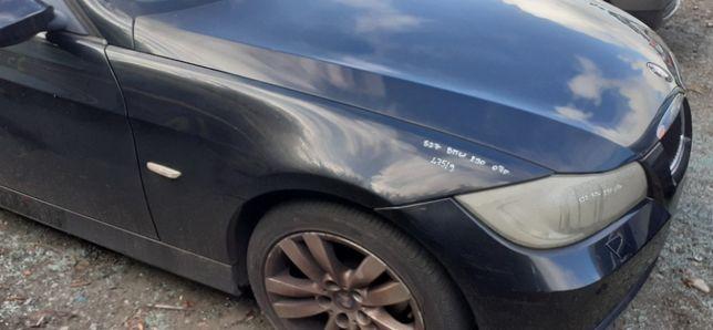 Błotnik Prawy Przedni Przód BMW 3 E90 E91 05r-12r black sapphire 475/9