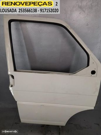 Porta Frente Dto Volkswagen Transporter Iv Caixa (70A, 70H, 7Da, 7Dh)
