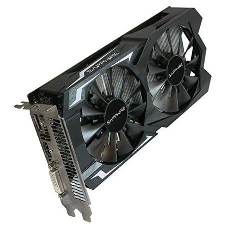 Placa Gráfica AMD RX460 2Gb