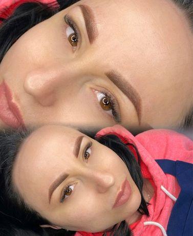 Перманентный макияж (татуаж) мелитополь