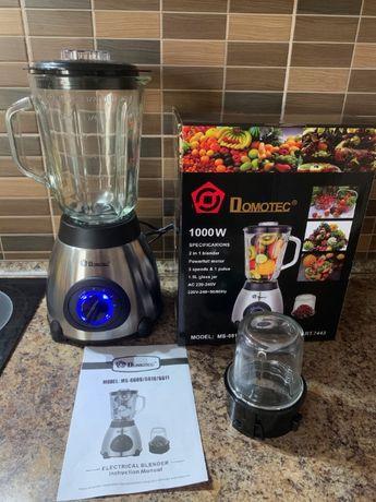 Блендер 1000W Измельчитель + кофемолка!