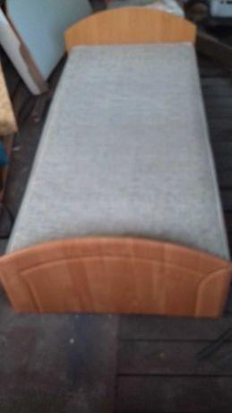 Łóżko, tapczan 1 osobowy 200x90 skrzynia