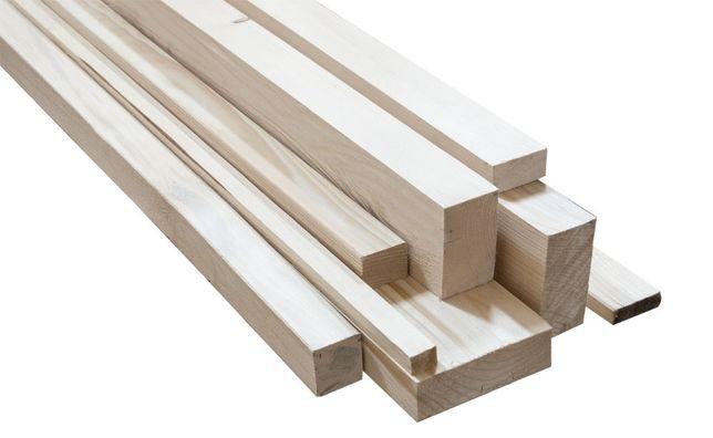 Kantówka (łata) drewniana heblowana i nieheblowana DREWBALL KOSZALIN