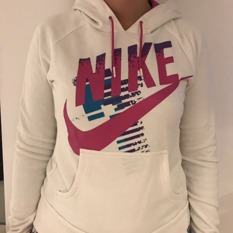 Bluza Nike biała