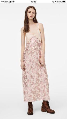 Нарядное платье на свадьбу на корпоратив/праздник  Zara
