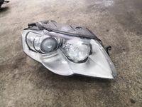 Vw Passat B6 przednia prawa lampa bi xenon kompletna