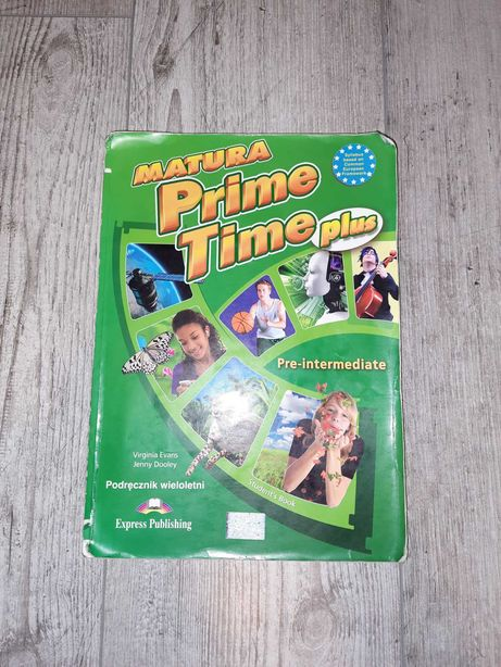 Matura Prime Time plus - podręcznik