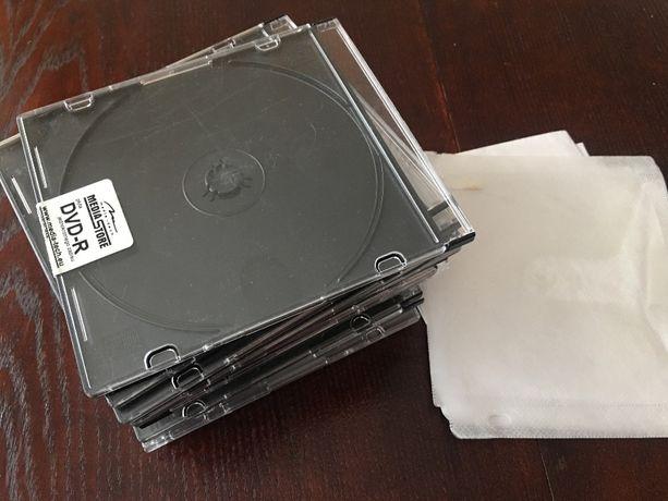 Opakowania na płyty cd/dvd