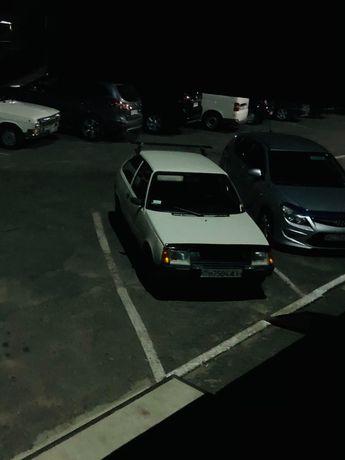 Машина ЗАЗ Таврия
