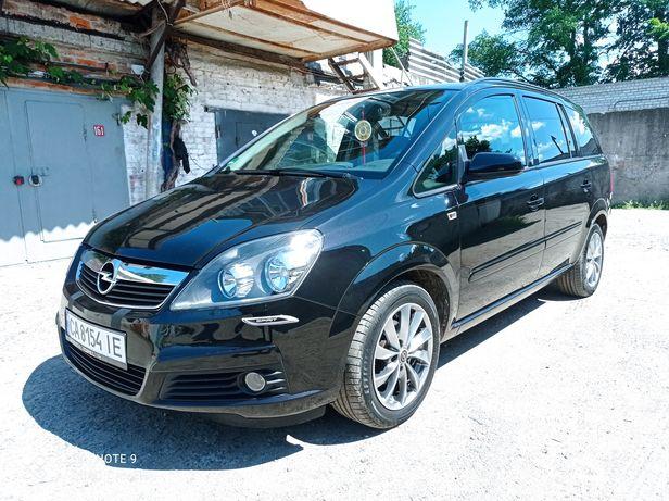 Продам Opel Zafira 1.6 бензин