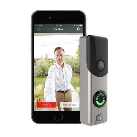Дверной звонок с видеокамерой Skybell Slim Line Silver