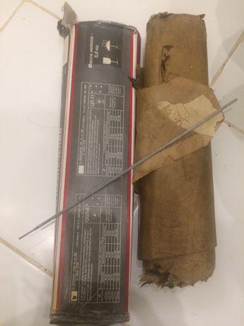 электроды нержавейка ф 4.ф2