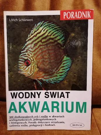 Wodny Świat Akwarium Ulrich Schliewen