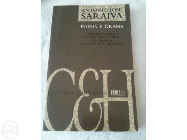 Antònio José Saraiva - Poesia e Drama