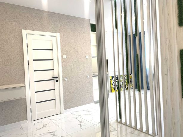 Лучшая цена Эксклюзив Паркленд 1к смарт Parkland балкон ремонт Новая