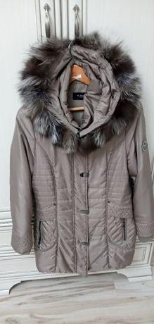 MONNARI śliczna beżowa kurtka 40 stan idealny